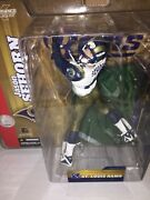 Mcfarlane Nfl 7 Jason Sehorn Chase Variant St Louis Rams New In Box
