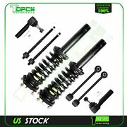 For Jeep Grand Cherokee 2005-2010 Front Struts And Suspension Tie Rod End Kit