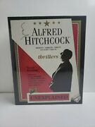 Alfred Hitchock Mystery Thriller Adult Party Game 1989 Sealed B7