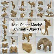 Decopatch Animals, Objects, Ap Paper Mache Biggest Selection On Ebay