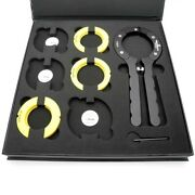 Bergeon 7152-3 Watch Bezel Removing Plier For Rotating Bezels Watches - Hb7152-3