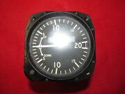 Vertical Speed Indicator Vsi United Instruments Inc P/n 7000t. Free Shipping