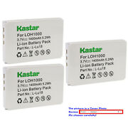 Kastar Battery Replacement For Logitech Remote Harmony 1100 Remote 1100i Remote