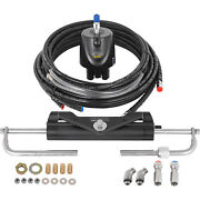 Hk4200a-3 Hydraulic Outboard Steering System Kit 150hp Hc4645h Marine