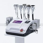 Upgraded 8 In 1 40k Rf Laser Fat Burning Slimming Machine With Best Effects