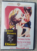 Diane [dvd, 1955] Archive Collection, Lana Turner New Sealed 2013