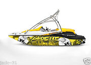 Graphic Kit Decal Boat Sportster Sea Doo Speedster Sport Wrap X-treme