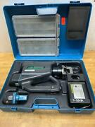 Jst 14.4v Bct-8150 Hydraulic Crimping Tool Terminals And Splices Huskie Robo