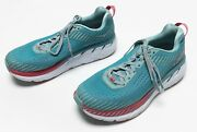 Women's Hoka One One W Clifton 5 Road Running Shoes Size Sz Us 10 D Wide