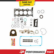 Full Gasket Set For 2013 Ford Escape 11-12 Fusion Mkz Mercury Milan Lincoln