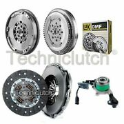 Clutch And Luk Dmf With Csc For Mercedes-benz Sprinter Platform/chassis 414 4x4