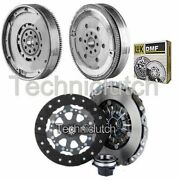 Nationwide 3 Part Clutch Kit And Luk Dmf For Bmw 3 Series Berlina 318d