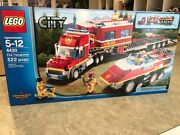 Lego 4430 City Fire Transporter New Factory Sealed
