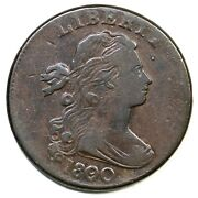1800/79 S-194 R-3 Draped Bust Large Cent Coin 1c