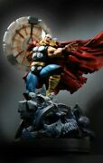 Bowen Designs Classic Action Thor 02/2750 Signed Sketched By Randy Bowen Rare
