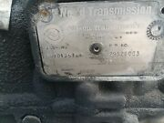 Allison 8300 Auto Transmission And Wiring Harness And Shift