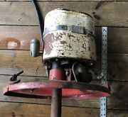 Aro Air Pneumatic Grease Pump Greaser Antique Old Gas Station ⛽️ Model 5832