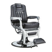 Barber Chair Heavy Duty Hydraulic Barber Shop Chair With Reclining Back Esquire