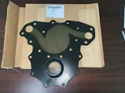 Brand New Am General 6.2l Water Pump Plate Assembly 12562637 Hmmwv