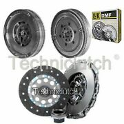Nationwide 3 Part Clutch Kit And Luk Dmf For Bmw 3 Series Saloon 320d
