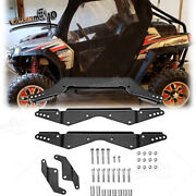 Fit 09-up Polaris Rzr S 4 800 Clearance 2''-3 Front And Rear Suspension Lift Kits
