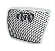 Audi A6 Rs6 Plus Front Bumper Radiator Grille 4f0853651alynp New Genuine
