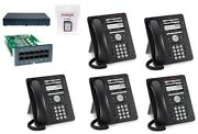Avaya Ip Office 500 V2 Ipo500 9.0 4 Lines 5 9508 Phone System Essential Package