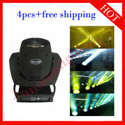 200w 5r Sharpy Beam Moving Head Dj Stage Effect Party Light 4pcs Free Shipping