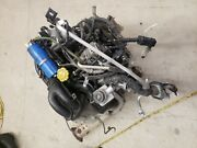 Mazda Rx-8 Engine And Trans 1.3l Rotary Engine And 6 Speed Manual Transmission