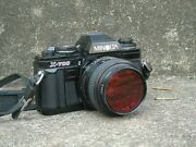 Minolta X-700 Manual Film Camera Great For Photography Students
