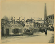 Rb809 Early Photograph Mill After Fire, Lakenham - Norwich - Posted 1908