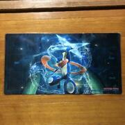 Greninja Rubber Play Mat Pokemon Card Day Limited Rare Cool Trading Game