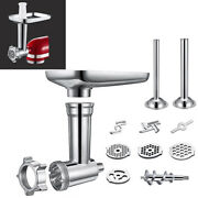 Meat Grinder Food Chopper Attachments For Kitchenaid Stand Mixer Sm-50 Sm-50bc