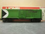Lionel Cp Canadian Pacific 9713 Green Box Car
