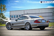 """20"""" Rohana Rc10 Machined Silver Concave Wheels For Mercedes W221 W222 S550 S560"""
