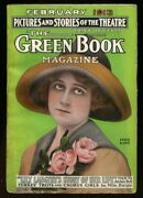 The Green Book Magazine Feb 1913 Lily Langtry Her Life Archie Bell Adele Rowland
