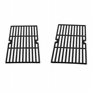 Bbq Grill Kenmore-sears 19-3/16 X 24-3/4 Two Piece Cast Iron Cooking Grate Set