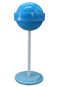 Candy Sugar Pop 5 Ft Blue Giant Over Sized Resin Statue