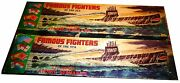 Aurora 1953 Famous Fighters Of The Sea Uss Nautilus 1/242 + Enhanced Decals