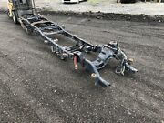 2011-2016 Ford F350 Oem Frame Chassis Drw Quad Cab Long Bed 6.7l