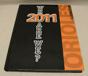 Ludington Mi High School Lhs Yearbook 2011 Who Are We Michigan Orioles