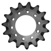 15 Tooth Sprocket 201593001 Vermeer Trencher Attachment Pt8550 2.134 Chain