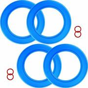 4 Packs 7301111-0070a Flush Valve Seal Kit For American Standard Toilets, Replac