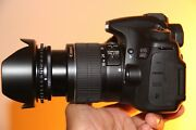 Mint Canon Eos 60d Digital Camera 18.0 Mp Slr With 18-55mm 4 Lenses