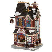 Lemax 2019 Chestnut King 85384 Brand New Collectible English-style Building