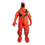 Mustang Survival Mis230hr Neoprene Cold Water Immersion Suit Harness Adult
