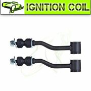 2pcs Sway Bar End Links Steering Parts Fit For 1991-1999 2000 2001 Jeep Cherokee