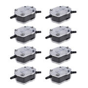 8x Motorcycle Fuel Pump For Yamaha 30hp - 200hp Outboard Engine Boat Motor