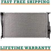 Radiator For 07-12 Bmw Fits 335i 3.0l L6 Manual Transmission Only Free Shipping