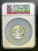 2013p Austrailia 8 Koala Silver Proof High Relief Pf70uc Ngc 1st Year Of Issue